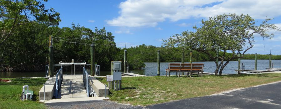 Fishing Station and Boat Docks